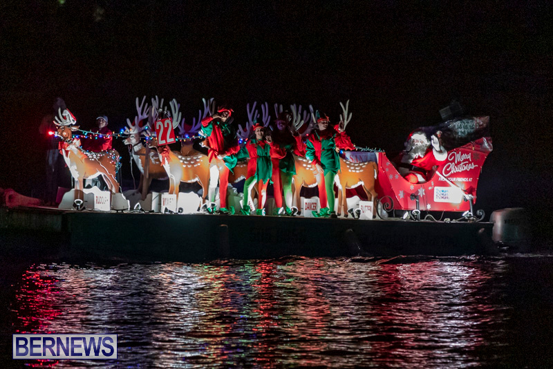 Christmas-Boat-Parade-In-Hamilton-Bermuda-December-8-2018-3850