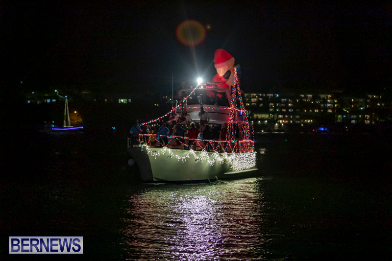 Christmas-Boat-Parade-In-Hamilton-Bermuda-December-8-2018-3855