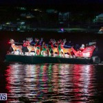Christmas Boat Parade In Hamilton Bermuda, December 8 2018-3862