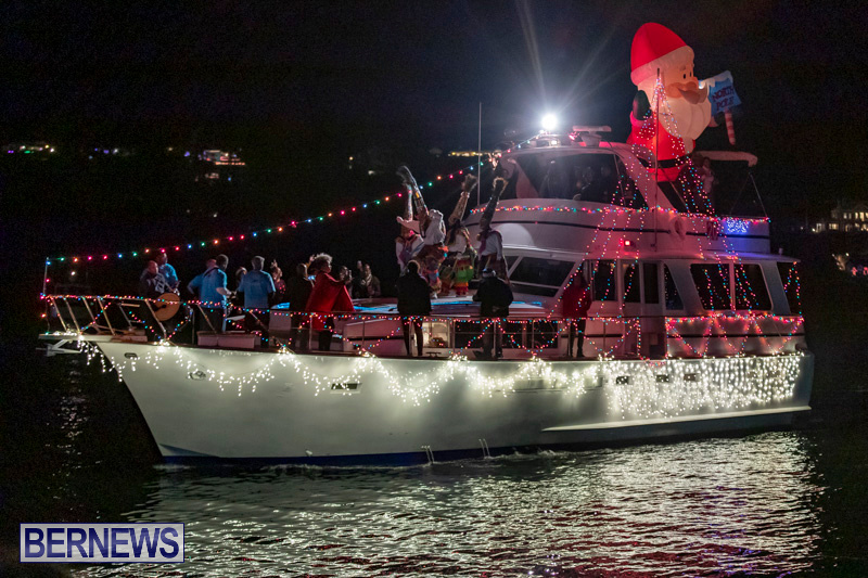 Christmas-Boat-Parade-In-Hamilton-Bermuda-December-8-2018-3868
