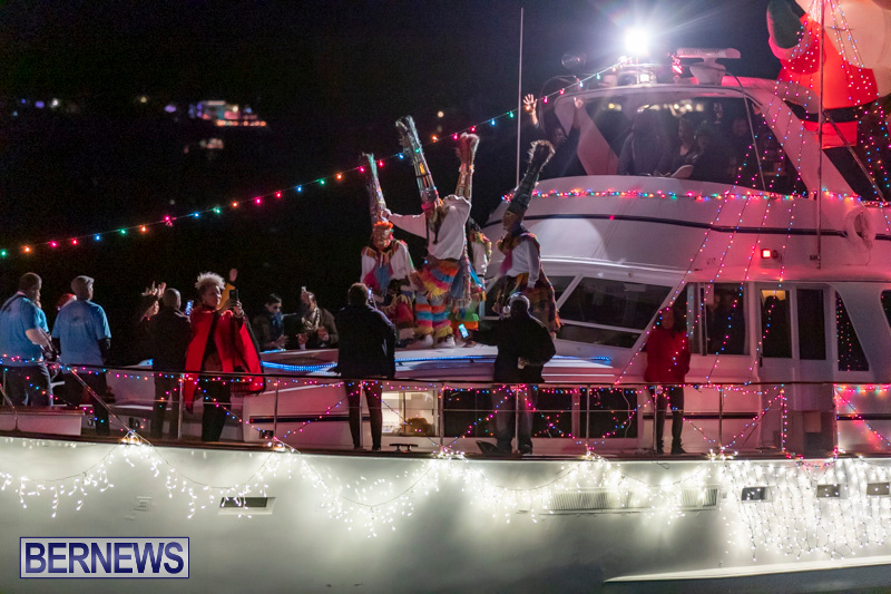 Christmas-Boat-Parade-In-Hamilton-Bermuda-December-8-2018-3871