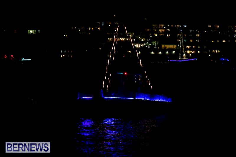 Christmas-Boat-Parade-In-Hamilton-Bermuda-December-8-2018-3877