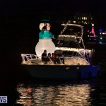 Christmas Boat Parade In Hamilton Bermuda, December 8 2018-3895