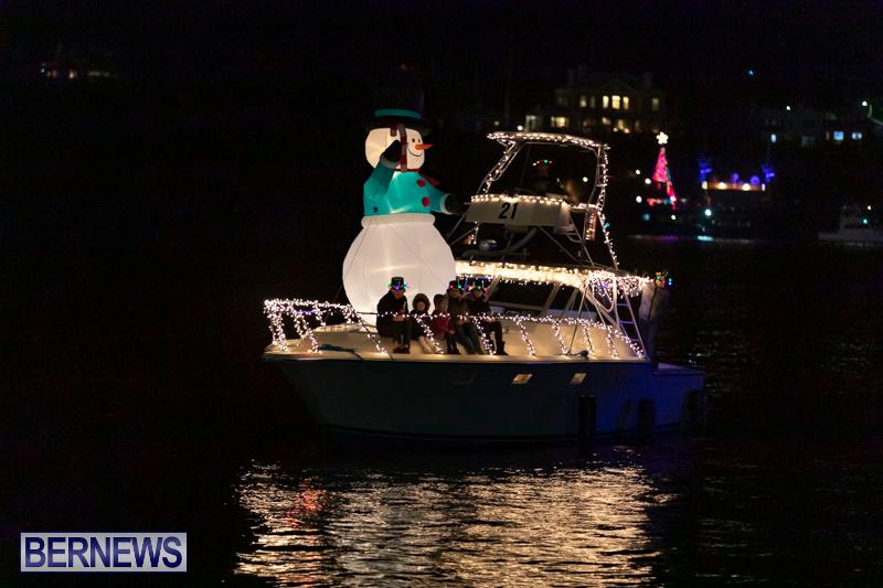 Christmas-Boat-Parade-In-Hamilton-Bermuda-December-8-2018-3895