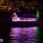 Christmas Boat Parade In Hamilton Bermuda, December 8 2018-3897