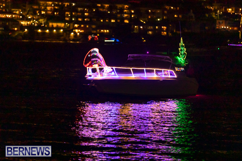 Christmas-Boat-Parade-In-Hamilton-Bermuda-December-8-2018-3897