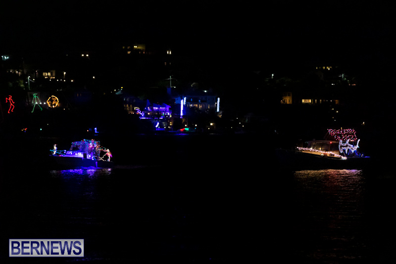 Christmas-Boat-Parade-In-Hamilton-Bermuda-December-8-2018-3936