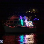 Christmas Boat Parade In Hamilton Bermuda, December 8 2018-3990
