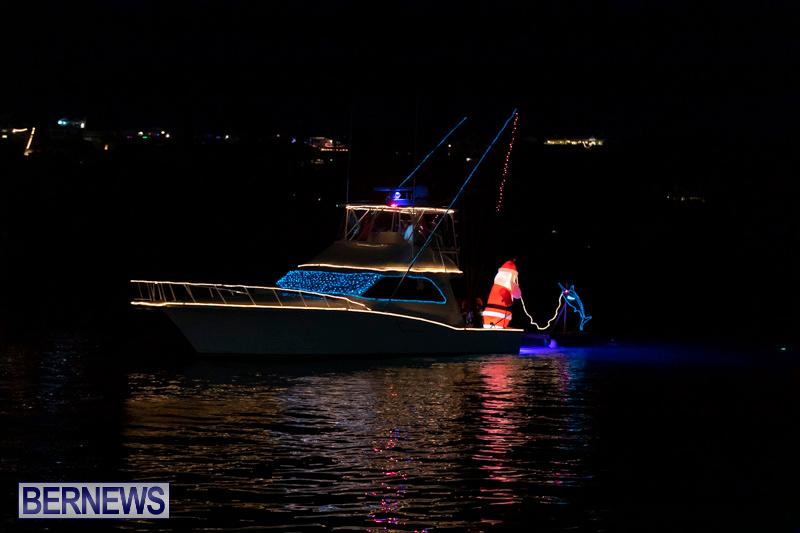 Christmas-Boat-Parade-In-Hamilton-Bermuda-December-8-2018-4012