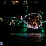 Christmas Boat Parade In Hamilton Bermuda, December 8 2018-4025