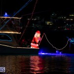 Christmas Boat Parade In Hamilton Bermuda, December 8 2018-4031