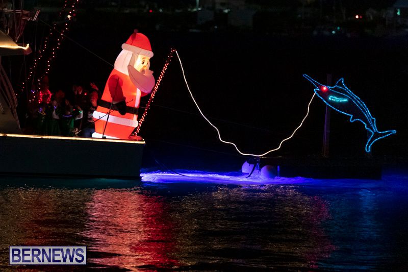 Christmas-Boat-Parade-In-Hamilton-Bermuda-December-8-2018-4034