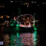 Christmas Boat Parade In Hamilton Bermuda, December 8 2018-4070