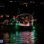 Christmas Boat Parade In Hamilton Bermuda, December 8 2018-4070