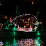 Christmas Boat Parade In Hamilton Bermuda, December 8 2018-4071