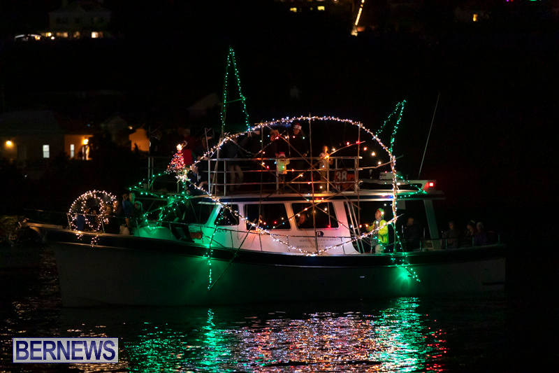 Christmas-Boat-Parade-In-Hamilton-Bermuda-December-8-2018-4071