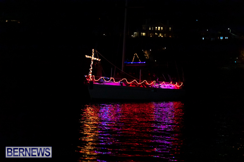 Christmas-Boat-Parade-In-Hamilton-Bermuda-December-8-2018-4076