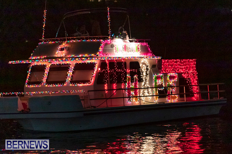 Christmas-Boat-Parade-In-Hamilton-Bermuda-December-8-2018-4093