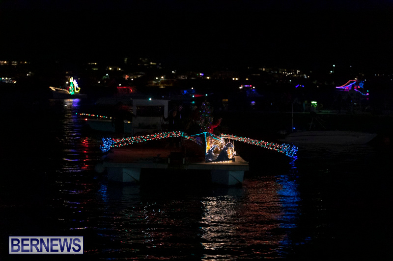 Christmas-Boat-Parade-In-Hamilton-Bermuda-December-8-2018-4142