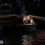 Christmas Boat Parade In Hamilton Bermuda, December 8 2018-4143