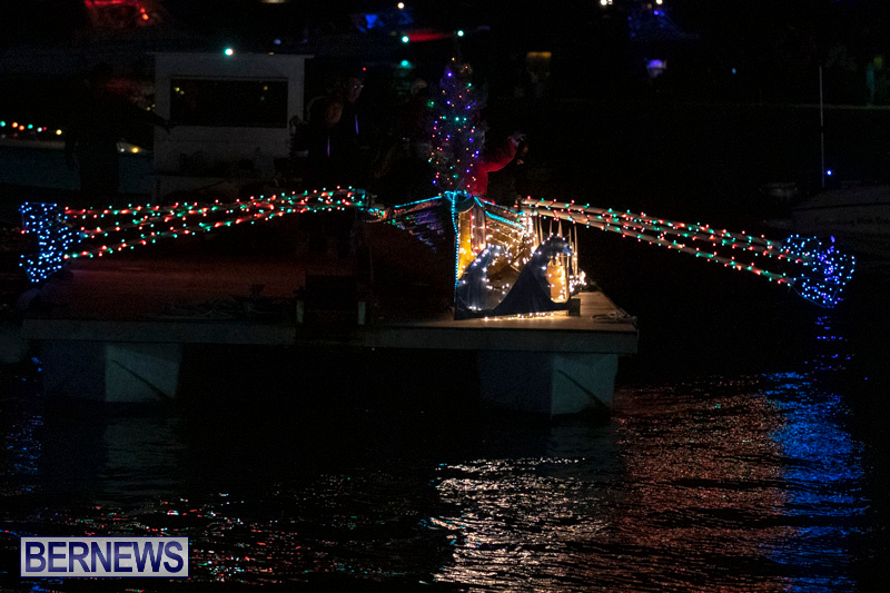 Christmas-Boat-Parade-In-Hamilton-Bermuda-December-8-2018-4143