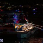 Christmas Boat Parade In Hamilton Bermuda, December 8 2018-4149