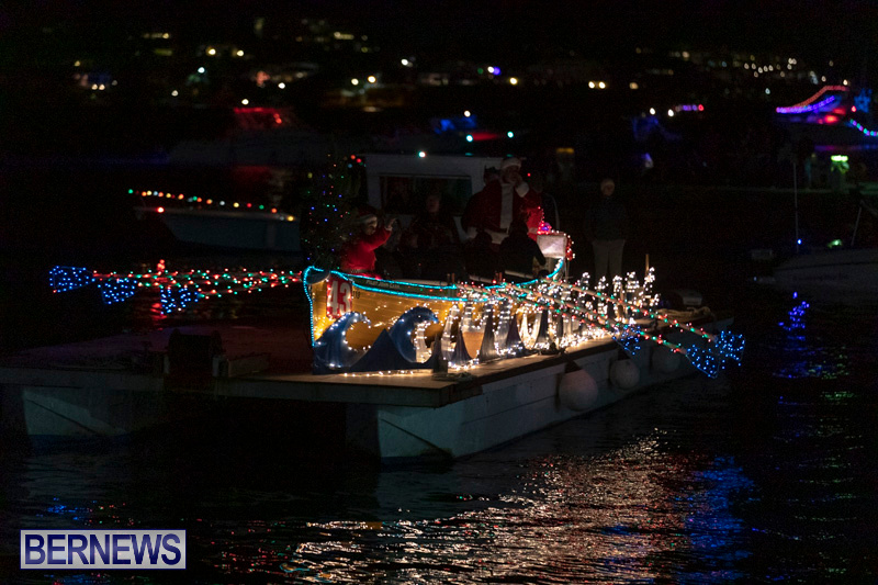 Christmas-Boat-Parade-In-Hamilton-Bermuda-December-8-2018-4157