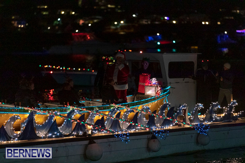 Christmas-Boat-Parade-In-Hamilton-Bermuda-December-8-2018-4161