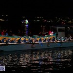 Christmas Boat Parade In Hamilton Bermuda, December 8 2018-4170