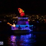 Christmas Boat Parade In Hamilton Bermuda, December 8 2018-4174