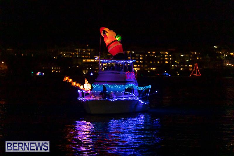 Christmas-Boat-Parade-In-Hamilton-Bermuda-December-8-2018-4174