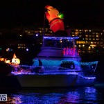 Christmas Boat Parade In Hamilton Bermuda, December 8 2018-4177