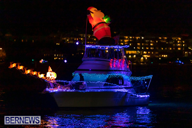 Christmas-Boat-Parade-In-Hamilton-Bermuda-December-8-2018-4177