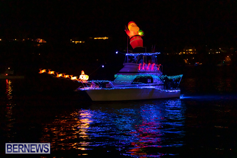 Christmas-Boat-Parade-In-Hamilton-Bermuda-December-8-2018-4188