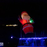 Christmas Boat Parade In Hamilton Bermuda, December 8 2018-4191