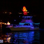 Christmas Boat Parade In Hamilton Bermuda, December 8 2018-4196