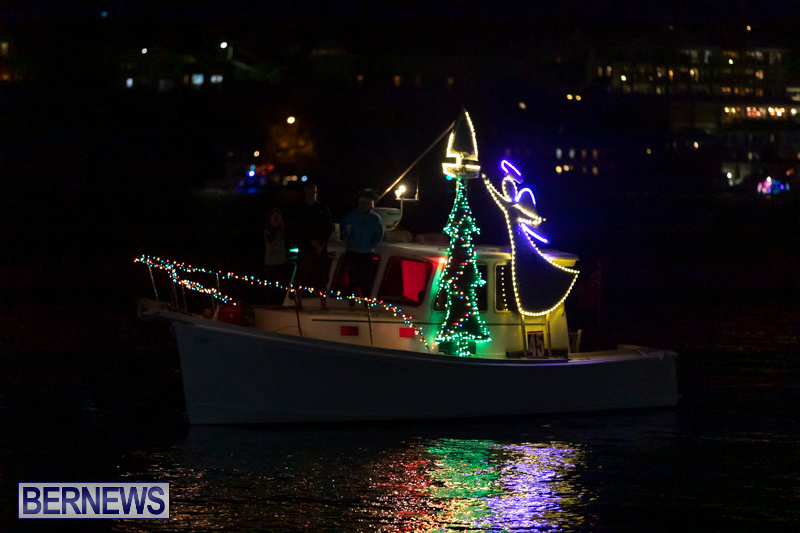 Christmas-Boat-Parade-In-Hamilton-Bermuda-December-8-2018-4204