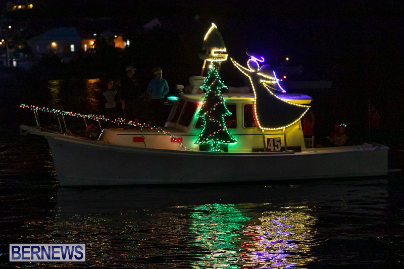 Christmas-Boat-Parade-In-Hamilton-Bermuda-December-8-2018-4214