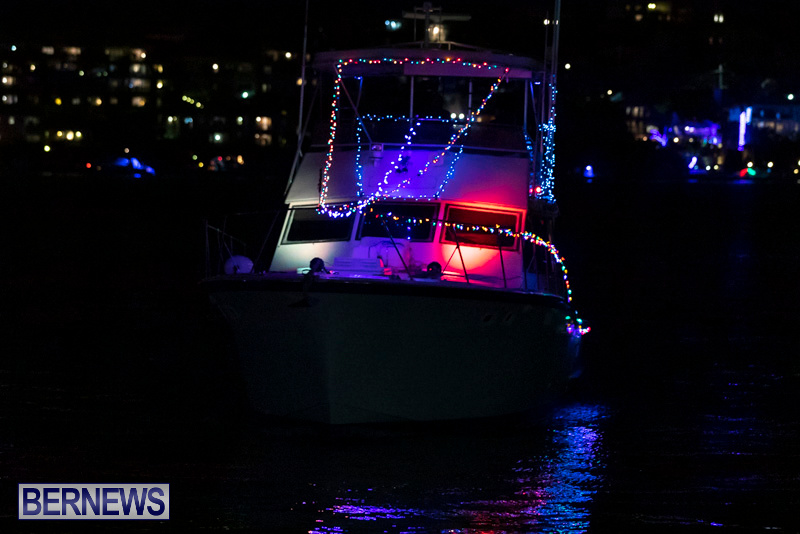 Christmas-Boat-Parade-In-Hamilton-Bermuda-December-8-2018-4221
