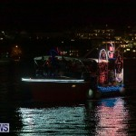 Christmas Boat Parade In Hamilton Bermuda, December 8 2018-4247