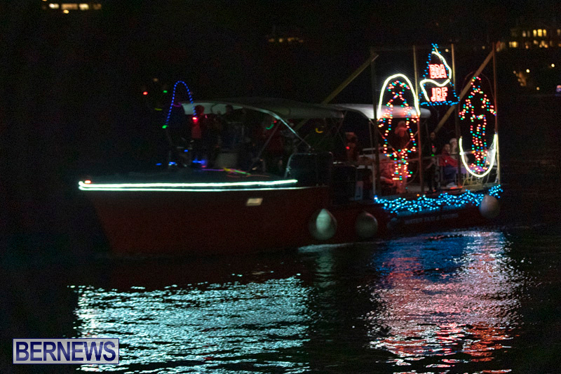 Christmas-Boat-Parade-In-Hamilton-Bermuda-December-8-2018-4250