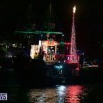 Christmas Boat Parade In Hamilton Bermuda, December 8 2018-4291