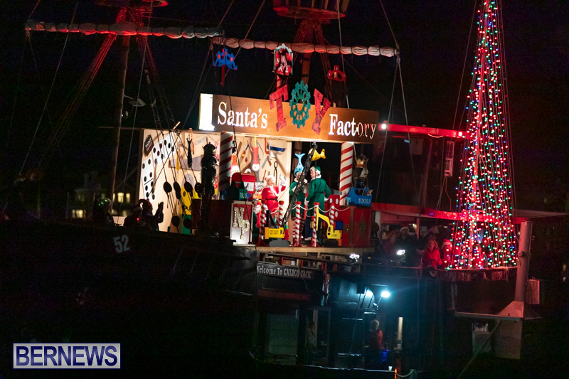 Christmas-Boat-Parade-In-Hamilton-Bermuda-December-8-2018-4305