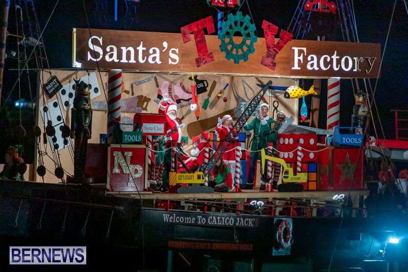 Christmas-Boat-Parade-In-Hamilton-Bermuda-December-8-2018-4320