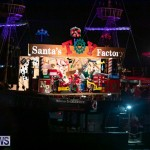 Christmas Boat Parade In Hamilton Bermuda, December 8 2018-4323