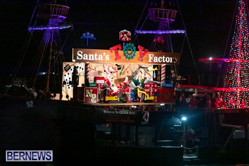Christmas-Boat-Parade-In-Hamilton-Bermuda-December-8-2018-4323