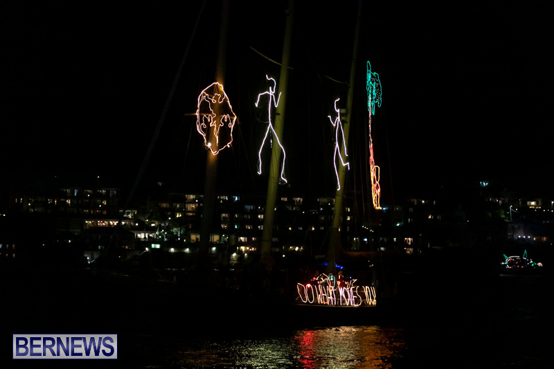 Christmas-Boat-Parade-In-Hamilton-Bermuda-December-8-2018-4331