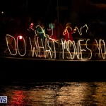 Christmas Boat Parade In Hamilton Bermuda, December 8 2018-4341