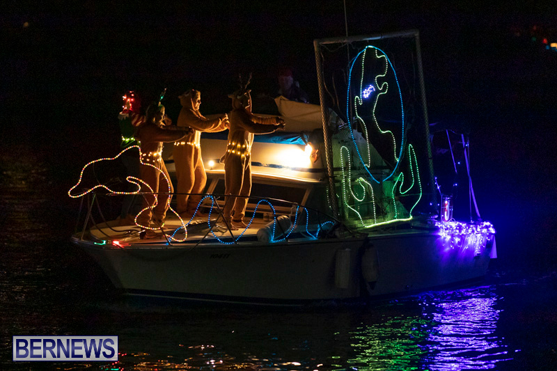 Christmas-Boat-Parade-In-Hamilton-Bermuda-December-8-2018-4364