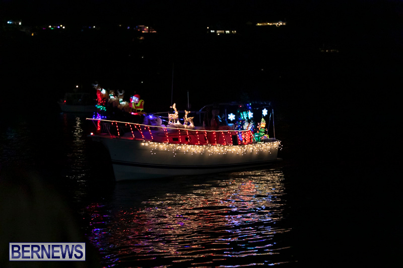 Christmas-Boat-Parade-In-Hamilton-Bermuda-December-8-2018-4376